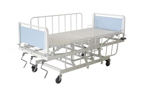 D 601 E  CAMA HOSPITALAR MANUAL  MOTORIZADA
